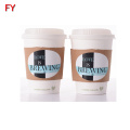 Personalized Label Sticker coffee cup lid stickers