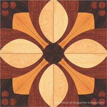 Revestimento de madeira de parquet de luxo (GMDPP14027)
