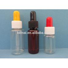 Plastic drop bottle for Sublingual