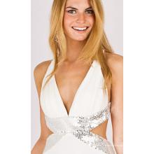 vestido de casamento grade de discos
