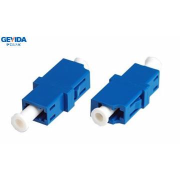 LC / Upc-LC / Upc Single-Mode Simplex Fibra Óptica Adaptador