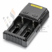 Зарядное устройство Nitecore Sc2 для E Cig 18350 18650 26650 Батарейки