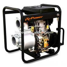 Saubere Diesel Wasserpumpe