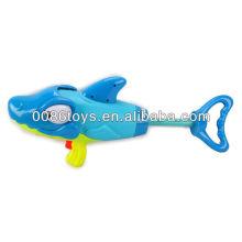 Super atirador pistola de água pistola de água de tubarão canhão de água