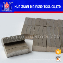 Korea Granite Segment for 1000mm Saw Blade