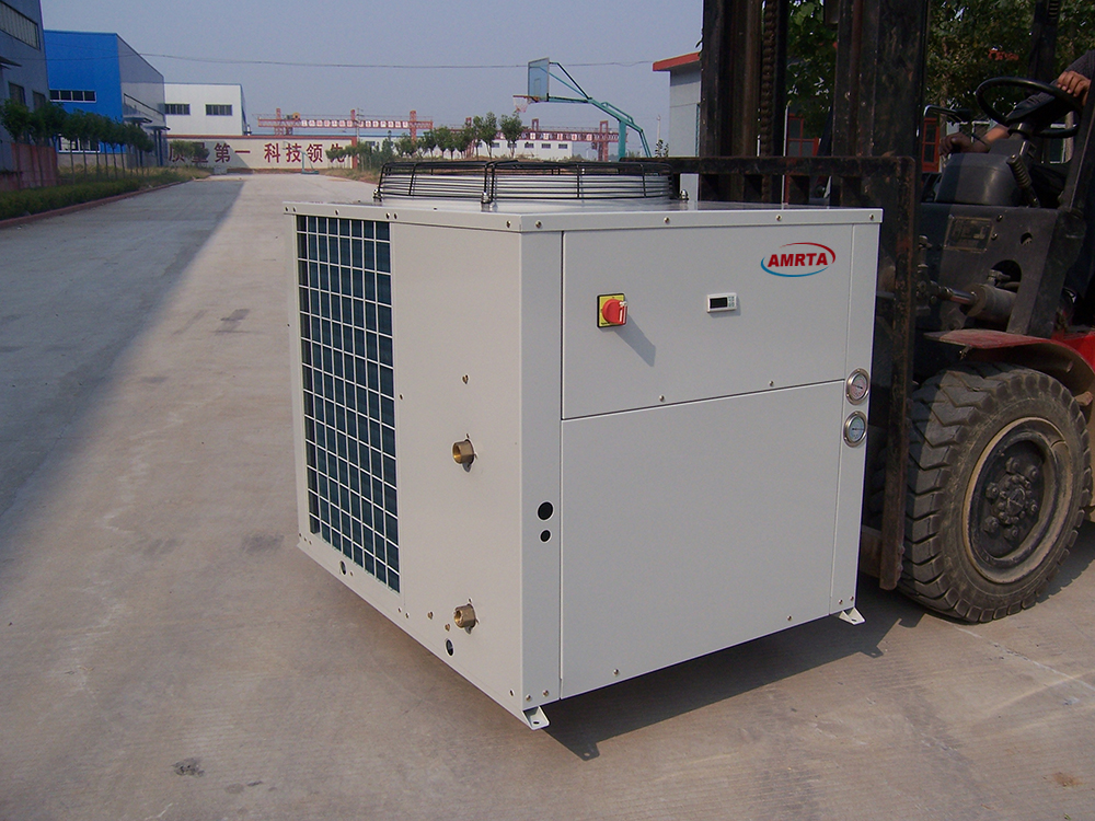 Air Cooled Yogurt Food Brewery Industry Chiller