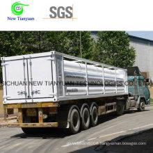 22.2m3 Total Volume Capacity 6 Jumbo Tubes Container Skid
