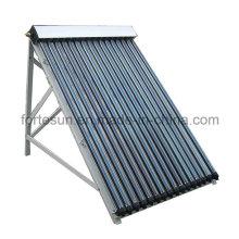 Высокая эффективность трубы жары Солнечный коллектор для домашнего использования