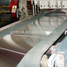 DC Grado 8011H14 Hoja de aluminio laminado en caliente para anodizado