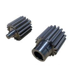 High precision cnc machining mechanical parts cnc milling stainless steel block