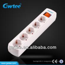 Prise électrique multiple 230 V