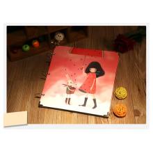 Papier-Dekoration Sammelalbum für DIY-Kits 1252
