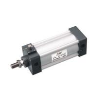 Cilindros neumáticos de aluminio de acción doble serie ESP estándar SIL