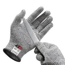 Günstigen Preis Level 5 Food Grade Cut Resistant Handschuhe