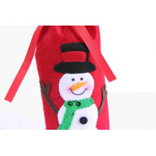 Christmas Decoration Covers Christmas Wine Bottle Covers