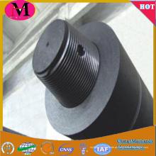 China fornecimento direto da fábrica HP UHP RP eletrodo de grafite para fusão