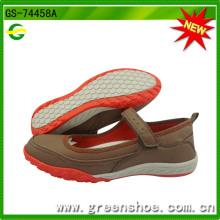 Neue populäre beautifual Dame Casual Footwear (GS-74458)