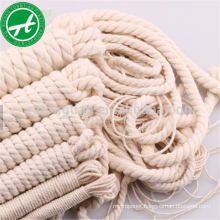 3 Strand twisted cotton twine rope for dog toy rope