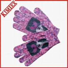 2016 Hot Sales Winter Warmer Sublimación de impresión de promoción de guantes