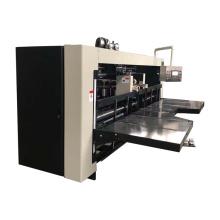 semi-automatic two pieces stitching machine for corrugated box making