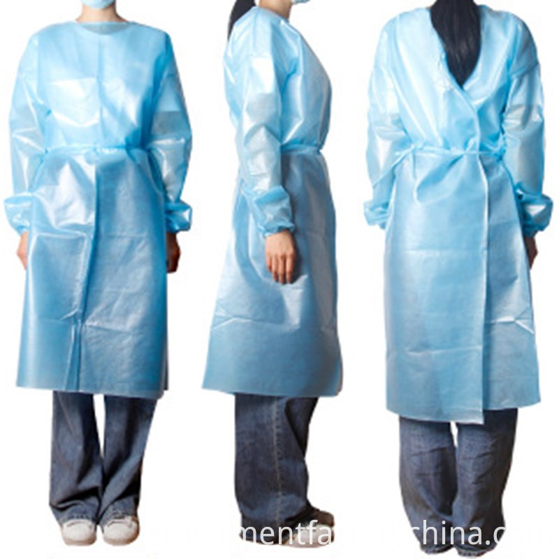 Isolation Gown 4