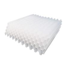Tratamento de água Clairifier Plástico Settler Sheet