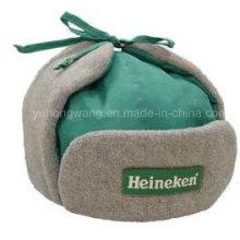 Warm Winter Hat/Cap with Soft Fur