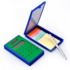 Sticky Notes Touch Screen Calculator with pen