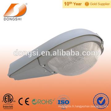 250W cobra tête de style classique aux halogénures métalliques parc extérieur lampadaire éclairage routier carré