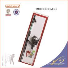 FDSF342 rod combo solid Eposy blank game fishing rod game rod combo