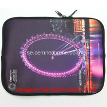 Fashion Zipper Färg Sublimation Neopren Laptop Sleeve