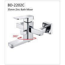 Bd2202c 35mm Zinc Single Lever Bath Faucet