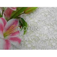 """100% COTTON CHEMICAL EMBROIDERY 50 52"""""""