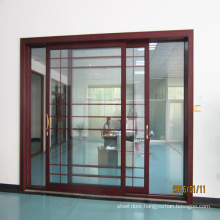 Hot sale design 2.0mm profile thickness tempered glass guangdong doors and windows
