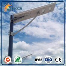 Solar powered all in one 30W LED street light