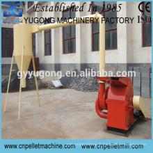 Broyeur à moulin à marteaux à semences de maïs Yugong SG approuvé par la CE, broyeur à moulin à marteau à biomasse
