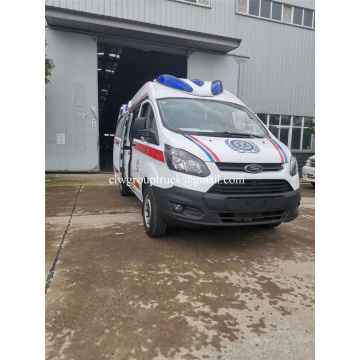 Ambulans transportasi Euro 6 Gasoline V362