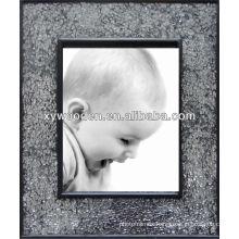 mosaic framed children photo frame