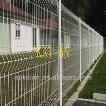 hot sale!!!!! 2013 anping KAIAN white metal fencing