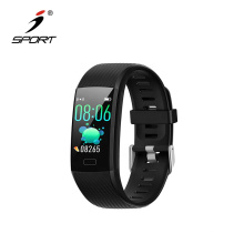 1.14 Inch TFT Screen Hear Rate and Blood Pressure Monitor Smart Activity Tracker for Recording Multi-Sports