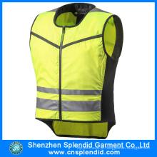 2016 Atacado Segurança Reflectiva Motorcycle High Visibility Vest
