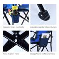 Складной шезлонг на открытом воздухе с реклайнером дешевое кресло