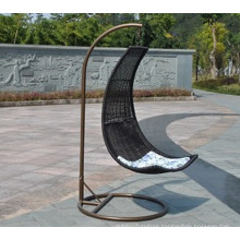 Outdoor Rattan Iron New Chair Swing