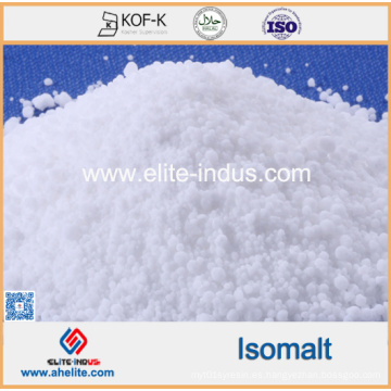 Isomaltitol endulzante sin azúcar Isomalt