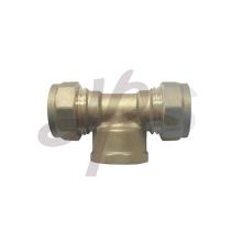 raccord de compression pour tuyau en cuivre