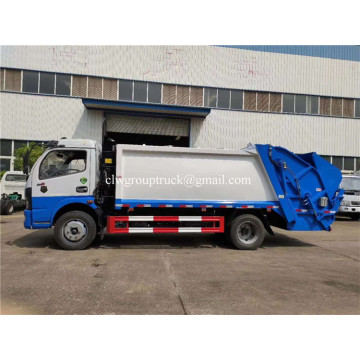 Dongfeng 4x2 Rear Loader 15m3 Compactor Garbage Truck