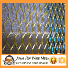 2.0 mm Thickness Diamond Expanded Metal Mesh