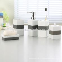 мыльница для жидкого мыла с силиконовой лентой