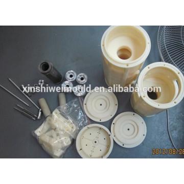 Rapid CNC Aluminum Processing Prototypes
