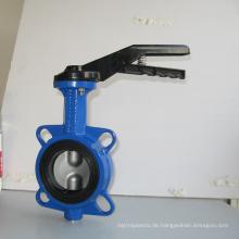D71X-16C-DN65 manuelle Wafer Absperrklappe